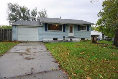 Junction City Single Family Home For Sale: 1310 West 16th
