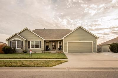 Junction City Single Family Home For Sale: 2713 Valley Dr.