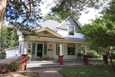 Abilene Single Family Home For Sale: 1011 North Kuney Street