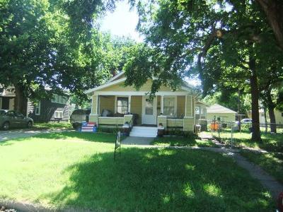Abilene Single Family Home For Sale: 805 North Kuney