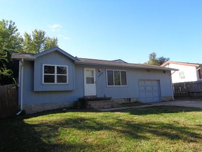 Junction City Single Family Home For Sale: 1509 West 16th Street