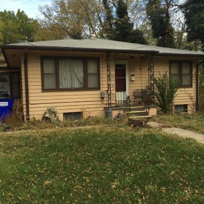 Junction City Single Family Home For Sale: 214 West Vine Street