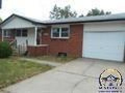 Junction City Single Family Home For Sale: 1807 West 17th Street