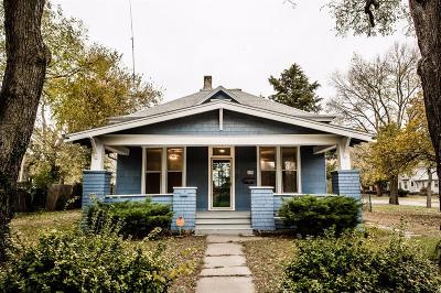 Junction City Single Family Home For Sale: 337 West 5th Street