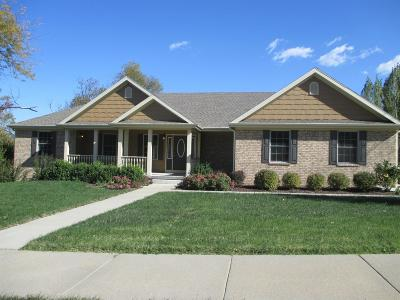 Junction City Single Family Home For Sale: 201 North Spring Valley Road