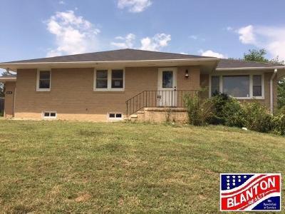 Junction City Single Family Home For Sale: 414 East Flint Hills Boulevard