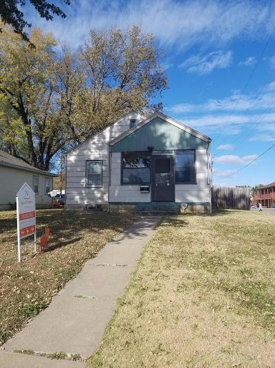 Junction City Single Family Home For Sale: 112 West Pine Street