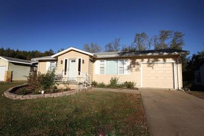 Junction City Single Family Home For Sale: 1226 Westwood Boulevard