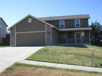 Junction City Single Family Home For Sale: 1839 Katie Rose Trail