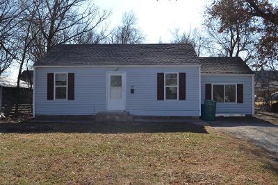 Abilene Single Family Home For Sale: 522 Northeast 14th