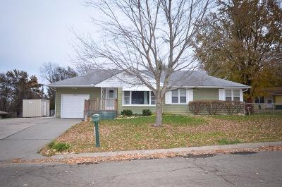 Junction City Single Family Home For Sale: 111 Parkview Drive