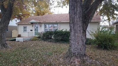 Abilene Single Family Home For Sale: 1413 Northwest 2d Street