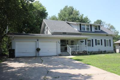 Clay Center Single Family Home For Sale: 506 Liberty