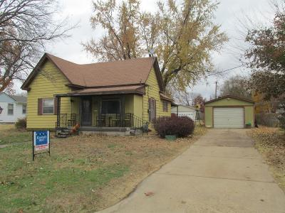 Abilene Single Family Home For Sale: 1414 Northwest 1st Street