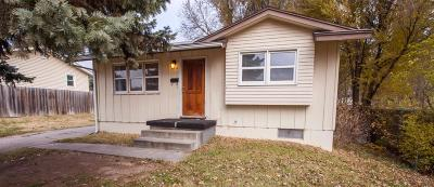 Junction City Single Family Home For Sale: 1510 West 15th Street