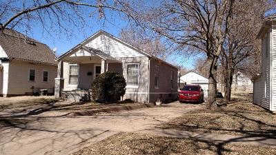Abilene Single Family Home For Sale: 415 Northeast 6th Street