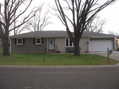 Abilene Single Family Home For Sale: 1604 North Brown Street