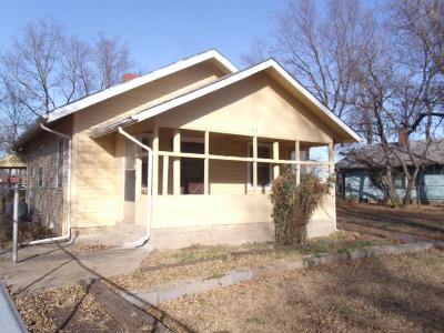 Junction City Single Family Home For Sale: 124 West 17th Street