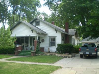 Abilene Single Family Home For Sale: 105 Northwest 10th
