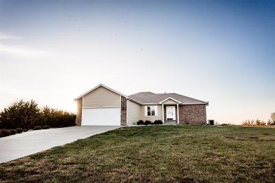 Milford Single Family Home For Sale: 11404 Farnum Run Road