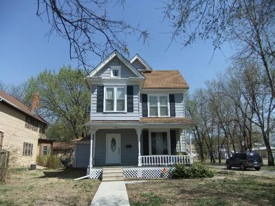 Abilene Single Family Home For Sale: 903 North Mulberry