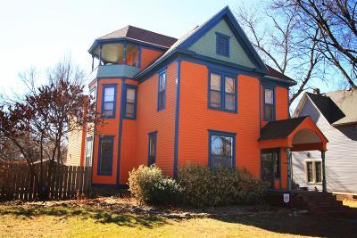 Abilene Single Family Home For Sale: 913 Northwest 3rd Street