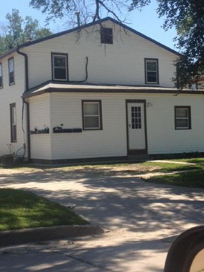 Junction City Multi Family Home For Sale: 715 West 13th Street #719