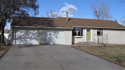 Great Bend KS Single Family Home Sale Pending: $115,000