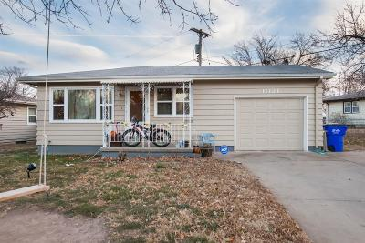 Junction City Single Family Home For Sale: 1021 Highland Dr Drive