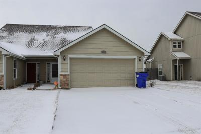 Junction City Condo/Townhouse For Sale: 2228 Brooke Bend