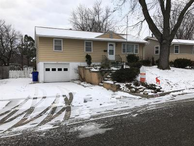 Junction City Single Family Home For Sale: 1013 Cottonwood Street