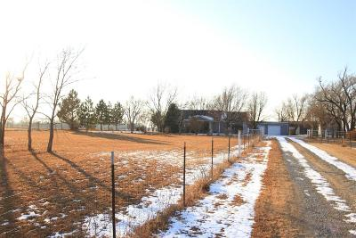 Abilene Single Family Home For Sale: 2369 Fair Road