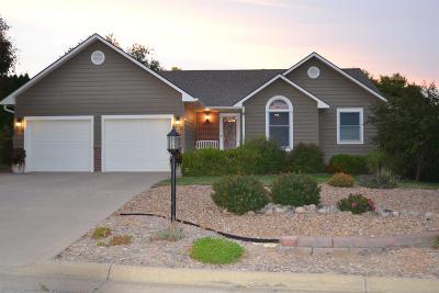 Abilene Single Family Home For Sale: 415 Brice Court