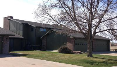 Great Bend KS Condo/Townhouse For Sale: $147,000