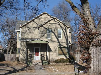Dickinson County Single Family Home For Sale: 514 Northwest 4th