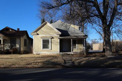 Junction City Single Family Home For Sale: 520 5th Street