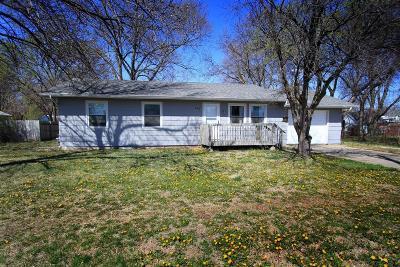 Abilene Single Family Home For Sale: 906 North Walnut Street