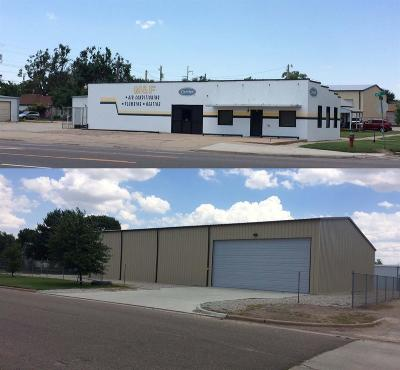 Great Bend KS Commercial For Sale: $250,000