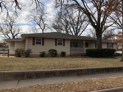 Abilene Single Family Home For Sale: 800 Spruceway