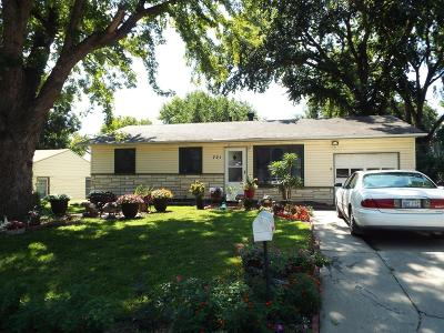 Junction City Single Family Home For Sale: 721 West Spruce St.