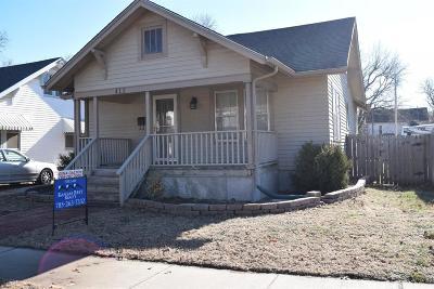 Abilene Single Family Home For Sale: 413 Northwest 7th