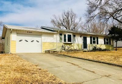 Junction City Single Family Home For Sale: 100 Flint Street