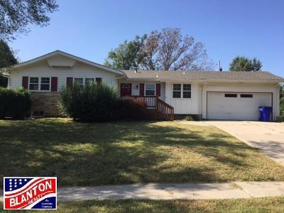 Junction City Single Family Home For Sale: 710 Countryside Road