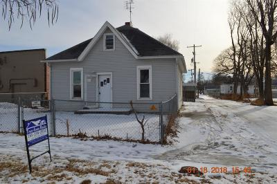 Junction City Single Family Home For Sale: 109 West 14th