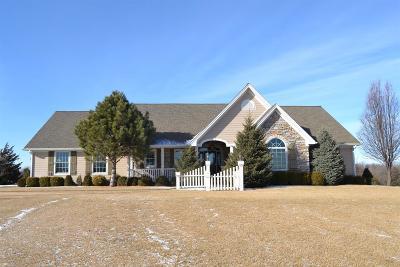 Abilene Single Family Home For Sale: 1439 Deer Road