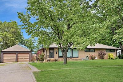Abilene Single Family Home For Sale: 109 Northeast 13th Street