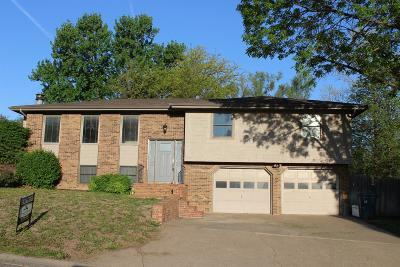 Abilene Single Family Home For Sale: 1600 North Brown