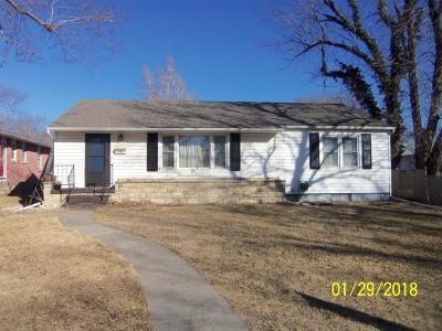Junction City Single Family Home For Sale: 524 West Spruce