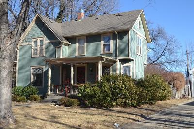 Abilene Single Family Home For Sale: 305 North Vine Street