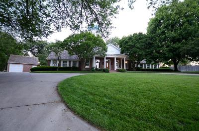 Junction City Single Family Home For Sale: 819 Crestview Drive